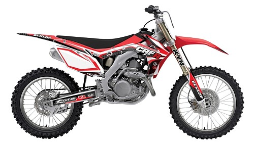 "TS1 Complete Graphics Kit CRF 450  ""2013"""