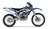 "TS1 Complete Graphics Kit  WR 250F ""07-13""  WR450F  ""07-11"""