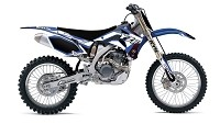 "TS1 Complete Graphics Kit  YZ 250F    ""06-09"""